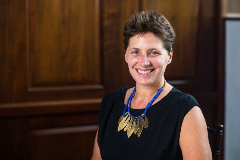 Dr. Jill Weber, the Wine Archeologist