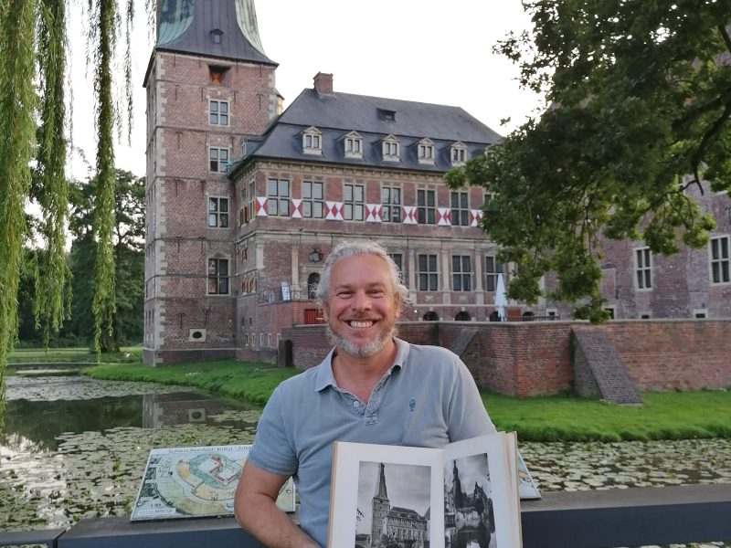 Castle of Raesfeld and Casper Molenaar